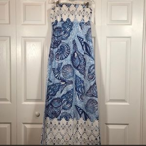 Lilly Pulitzer Original Maxi Dress